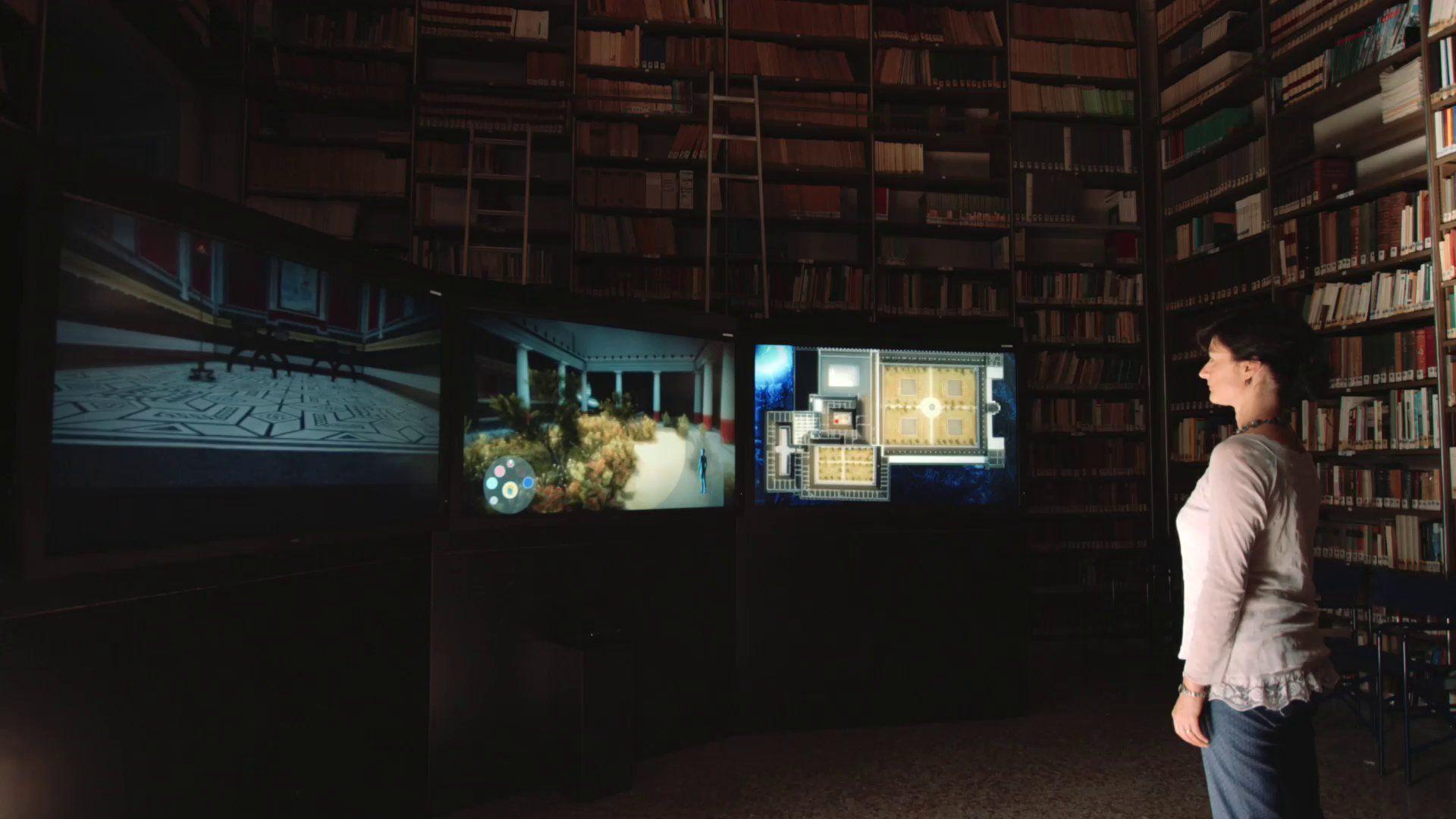 Progetto Museo Virtuale della Valle del Tevere