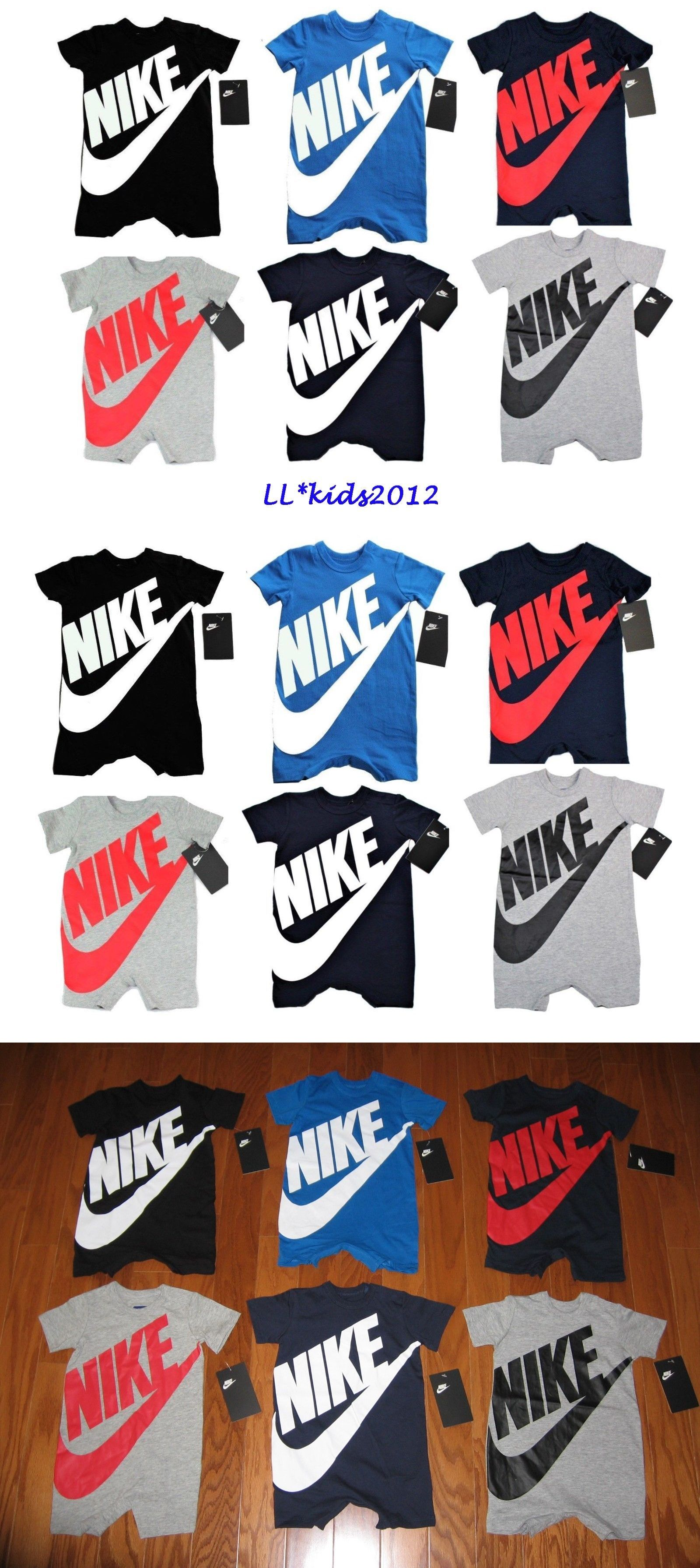 d8ce813df039 Outfits and Sets 147333  Nike Futura Infant Coverall Outfit Size 0 ...