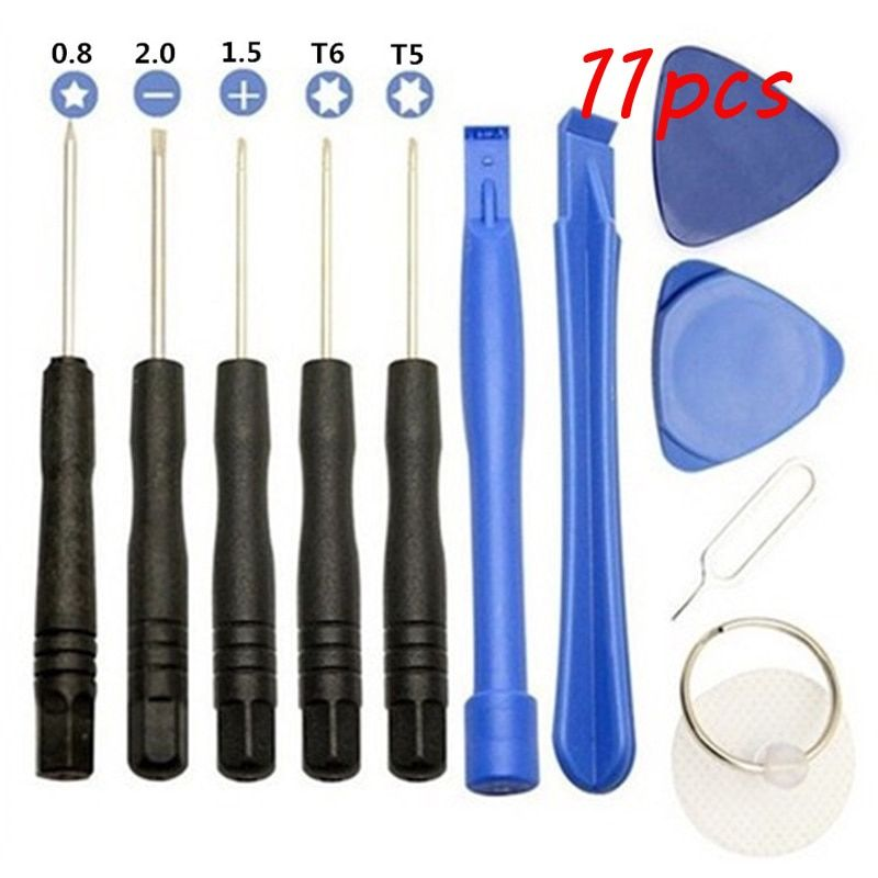 7 in 1 Mobile Phone Repair Tool Screwdrivers Kit Set for iPhone 6s 6 iPad HTC