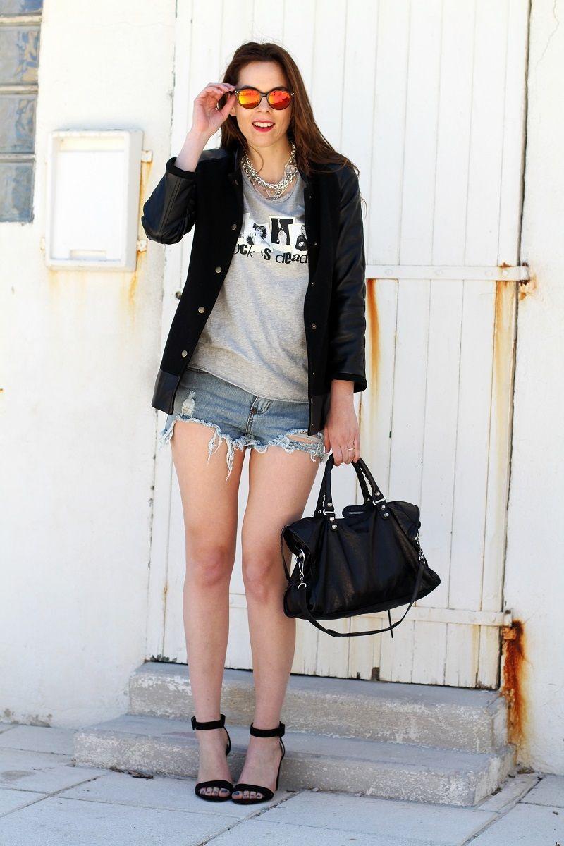 Fashion fashionista irene colzi rock is dead irene colzi irene closet fashion blogger - Occhiali da sole specchiati spektre ...