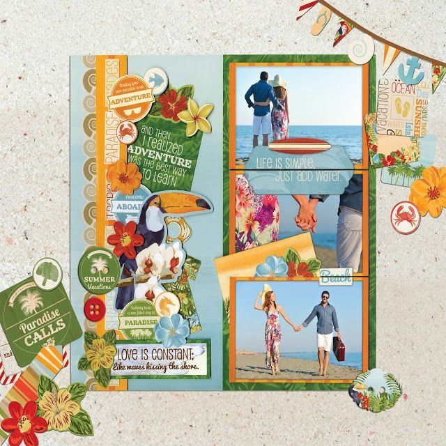 Layouts to Inspire!