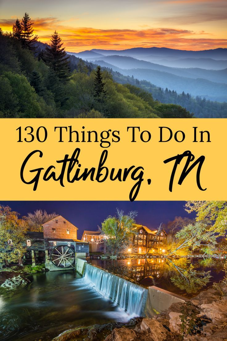 Enjoy the Great Smoky Mountains while in Gatlinburg, Tennessee |Perfect family travel destination| Things to do in Gatlinburg| #gatlinburg #thingstodoingatlinburg #tennesseetravel #gatlinburgwithkids #familytravel #travelwithkids