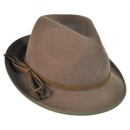 Christys' Crown Series Ashbury Fedora Hat #VillageHatShop