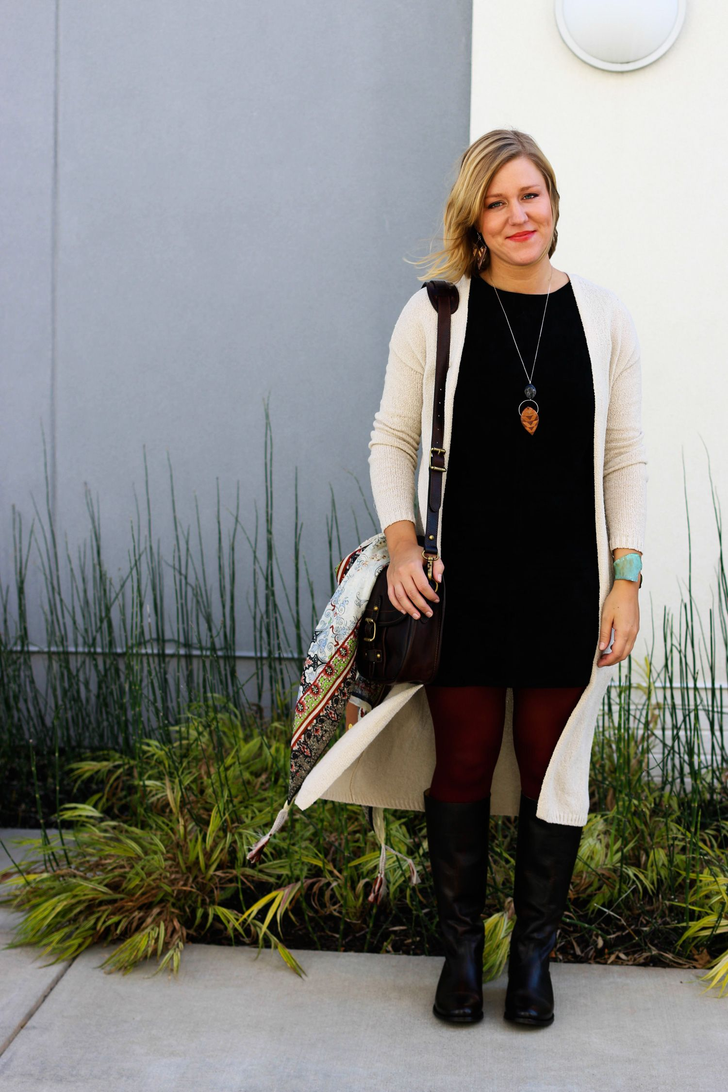 Dressing Up with The Yellow Button: Falling for Boho ...
