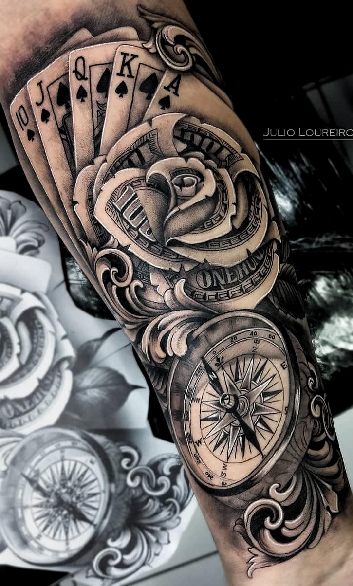 100 Male Unterarm- Tattoos für Inspiration | TOPT … – 100 Tattoos auf Unterarm- … Custom Design