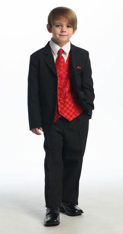 4eb55c06f ST5006 5-Piece Suit (6 Diff. Colors) | Kid's Stuff