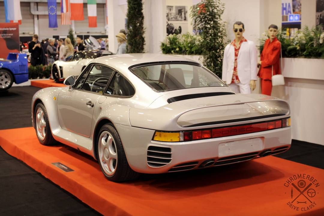Drive Classy Porsche 959 1986 The Worlds Fastest Street Legal