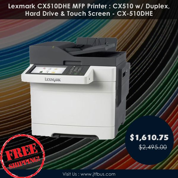 Lexmark CX510 MFP Windows 8