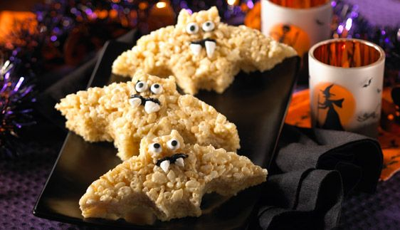 Halloween Bat Treats™