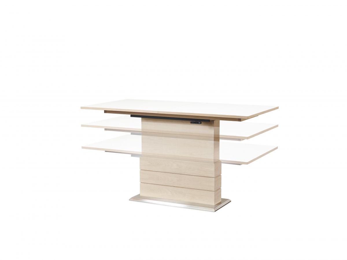 Skovby #30 spisebord, Patent anmeldt spisebord. Et unikt multianvendeligt bord til den fleksible livsstil. | Skovby Møbler