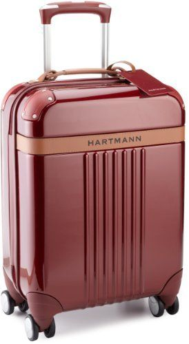 BEST LUGGAGE EVER!!! Lightweight and very durable. Hartmann ...