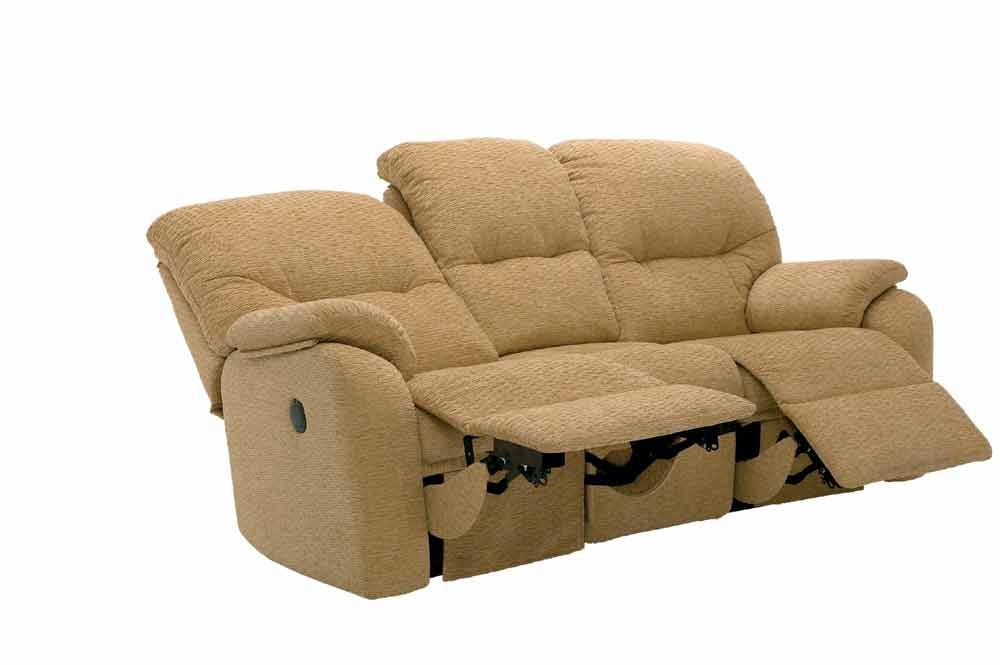 Electric Recliner Sofa With Lumbar Support Di 2020