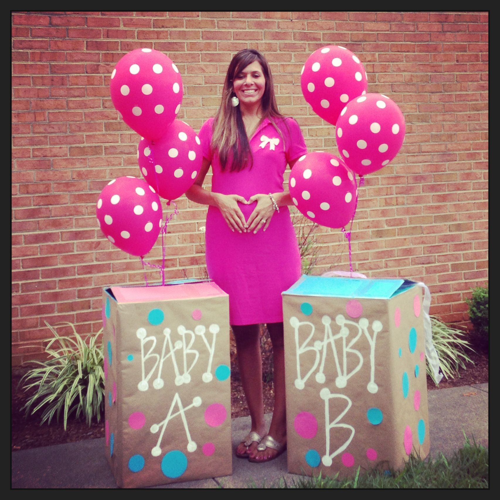 Gender reveal boxes For twins – Different Ways to Announce Gender of Baby