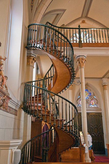 Best Loretto Chapel Miraculous Staircase Loretto Chapel 400 x 300