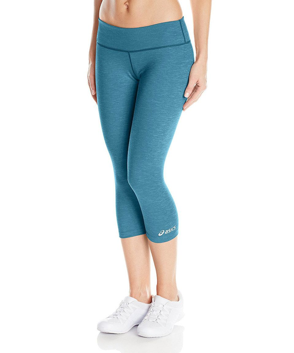 ASICS Women's Performance Run Capri: Sleek, sexy, and savvy: our PR Capri  offers a flattering, form-fitting fit with color options that are easy to  love.