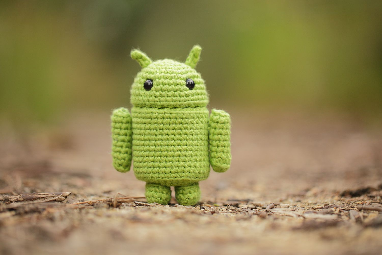 Tutorial Elfi Amigurumi : Andy the android crochet amigurumi 毛线 android