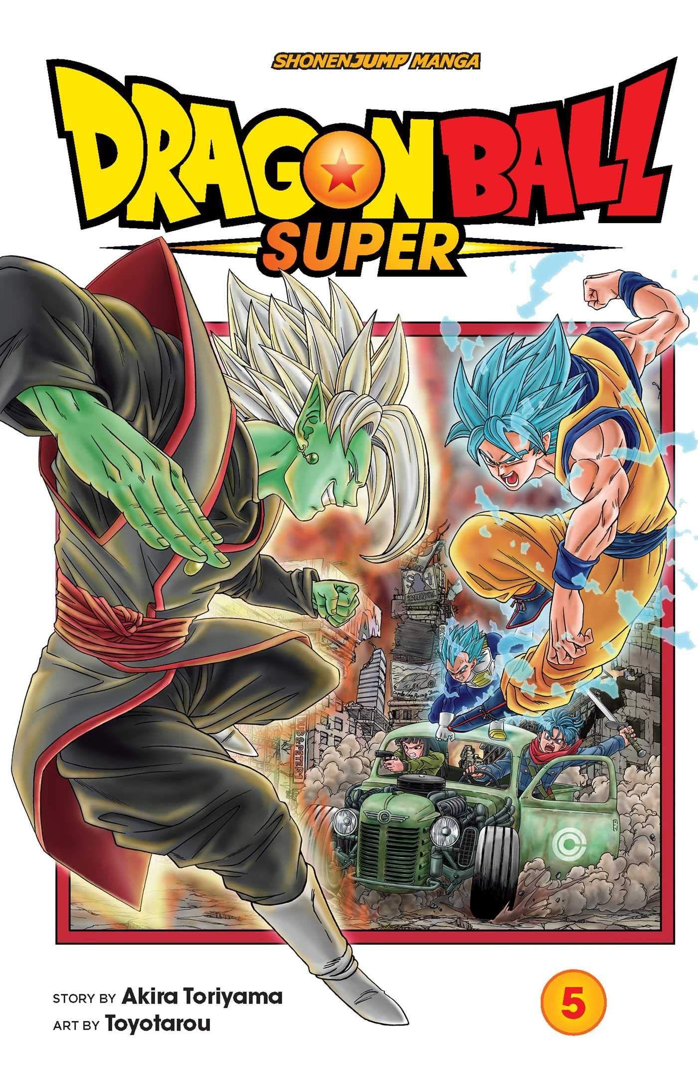 Dragon Ball Super Vol 5 Paperback May 7 2019 Super Ball