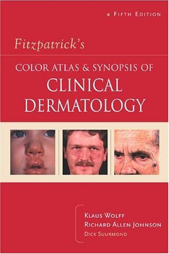 Fitzpatrick's+Color+Atlas+&+Synopsis+of+Clinical+Dermatology