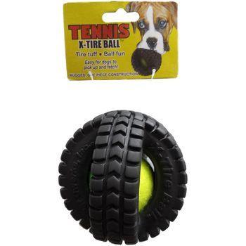 3 5 Tennis Ball X Tire Ball Tennis Ball Pet Supplies Pets