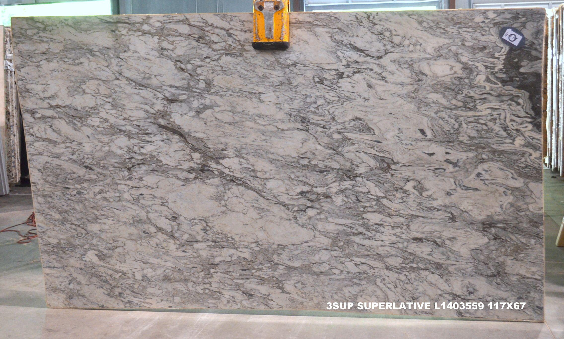 Superlative Quartzite (Levantina Atlanta)