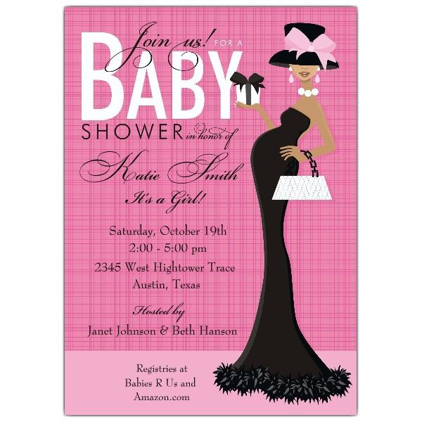 african american baby shower invitations Starts at $2500 for 10 - free templates for bridal shower invitations