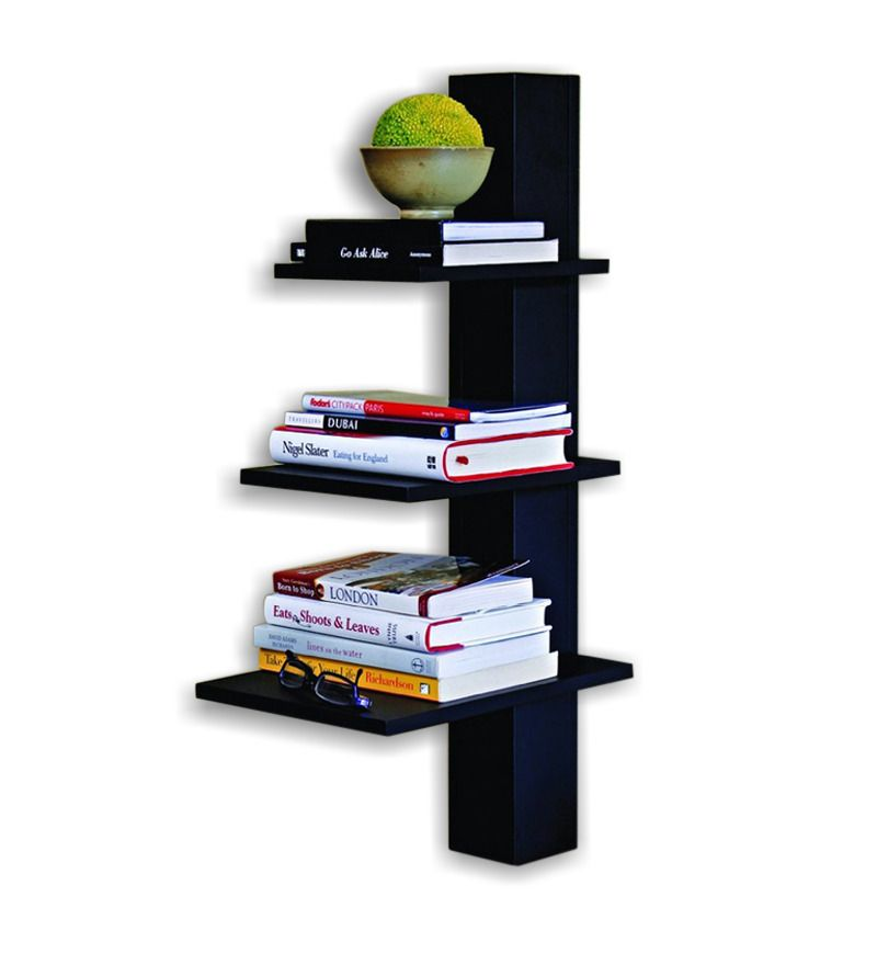 Three Tier Metal Shelf By Metal Style Online Wall Shelves Home
