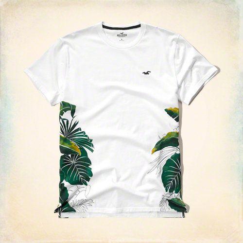 Floral Print Pocket T-Shirt