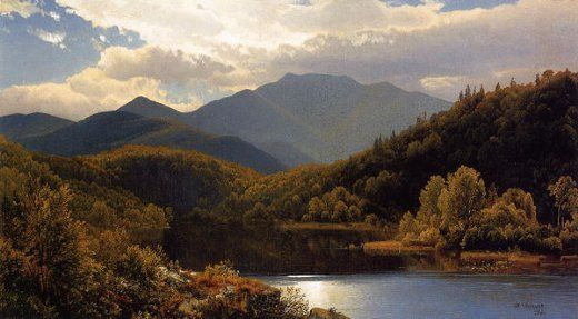 william trost richards paintings | ... painting - william trost richards paintings for sale - Oil paintings