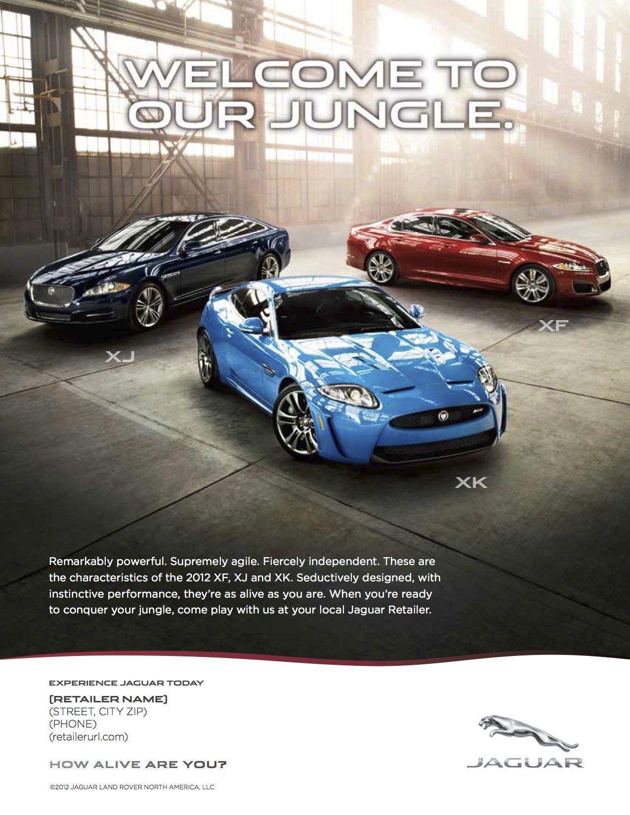 Image Result For Jaguar Print Ads Advertising Pinterest Jaguar