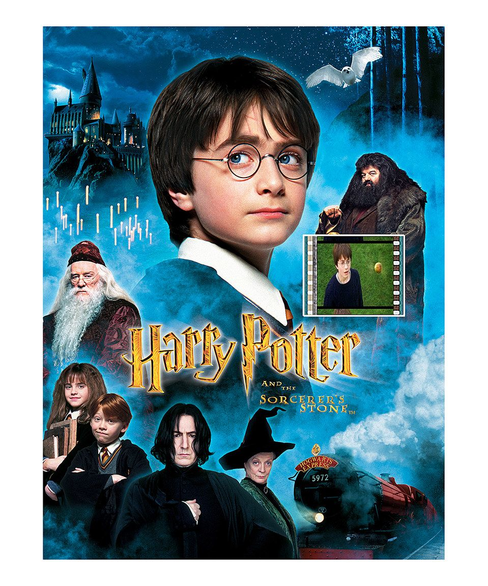 Look What I Found On Zulily Harry Potter And The Sorcerer S