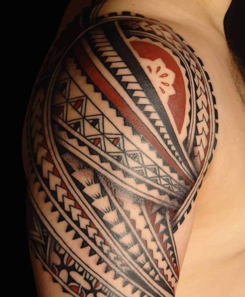 Tatouage Polynesien Homme Motifs Et Signification Tatouage