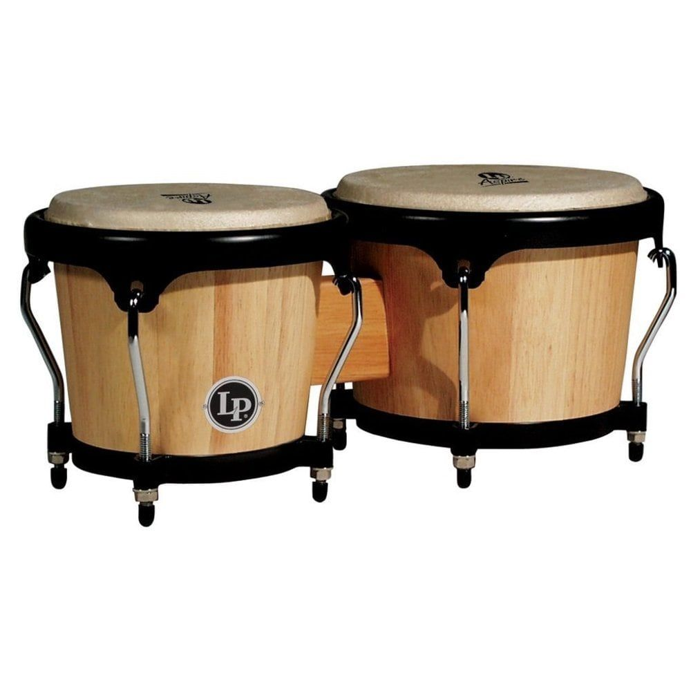 Lp Latin Percussion Aspire 8 Inch And 6 75 Inch Natural Finish