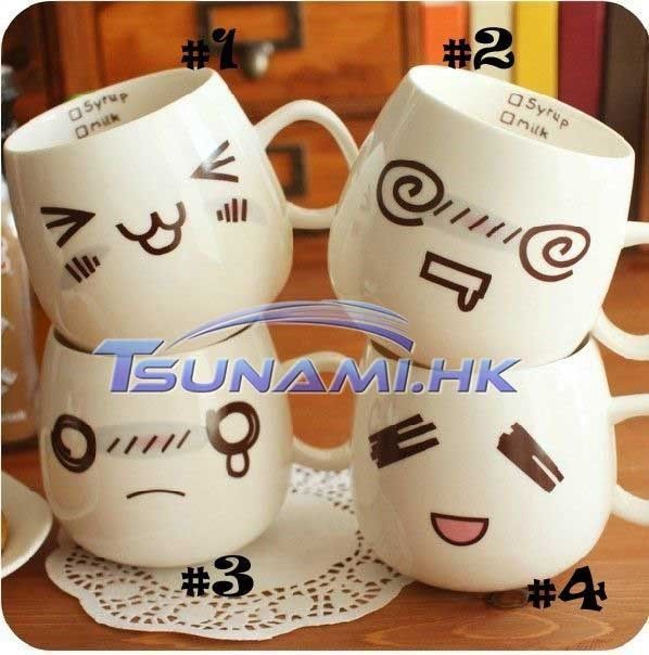 Kawaii Pink Hello Kitty Milk Coffee Water Tea Mug Cartoon Anime Ceramic Mini Cup