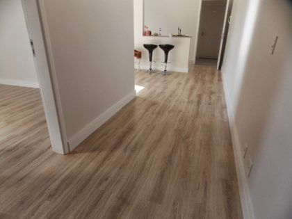 Apartamento pequeno com piso laminado decora es para o for Pisos apartamentos pequenos