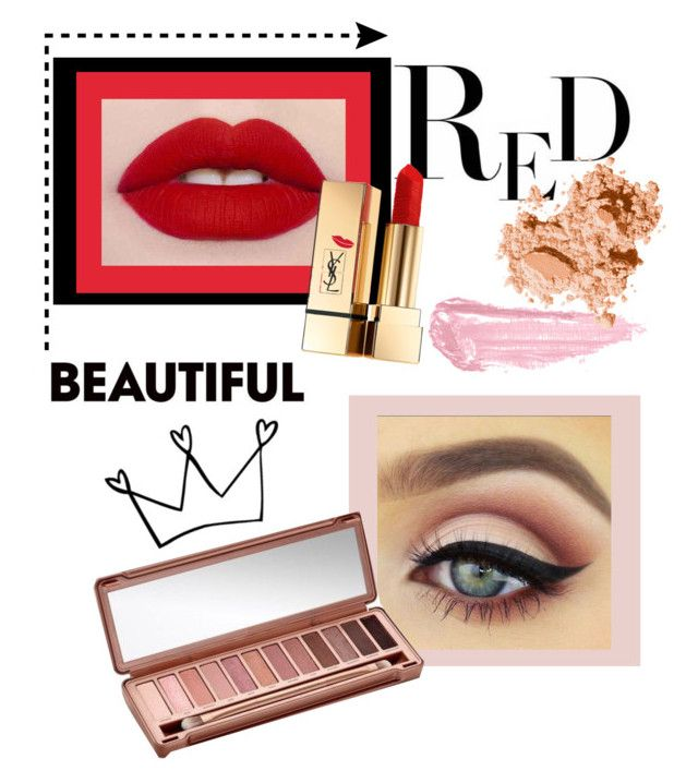 """""""Friday night makeup"""" by vxchar ❤ liked on Polyvore featuring beauty, Yves Saint Laurent, Urban Decay, By Terry, Bobbi Brown Cosmetics, Spring, Beauty, beautiful, makeup and spring2016"""