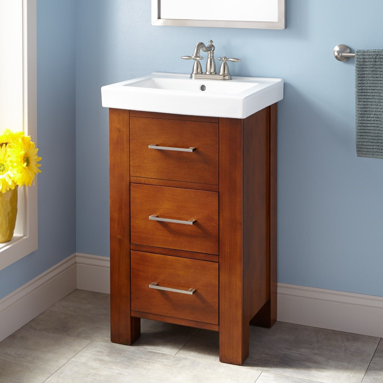 20 inch bathroom vanity ikea | 20 inch bathroom vanity, oak