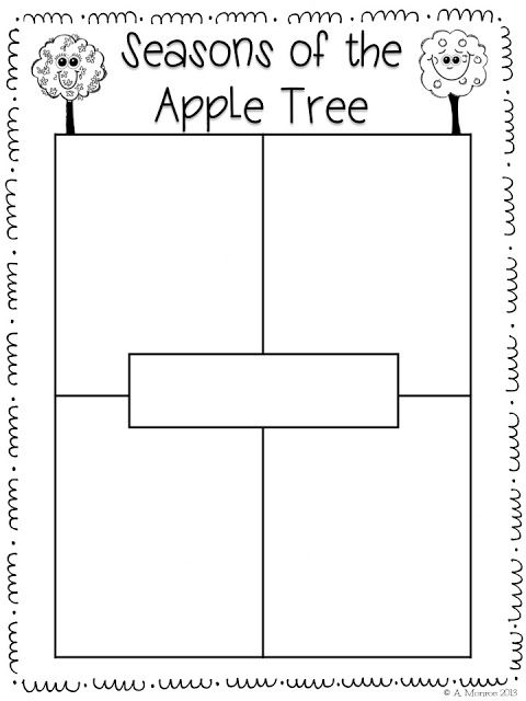 here 39 s a graphic organizer for use with the book the seasons of arnold 39 s apple tree by gail. Black Bedroom Furniture Sets. Home Design Ideas