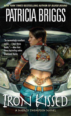 Patricia Briggs - (Mercy Thompson #3) Iron Kissed
