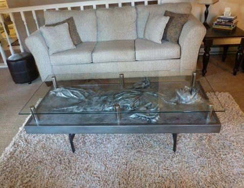 Han Solo coffee table