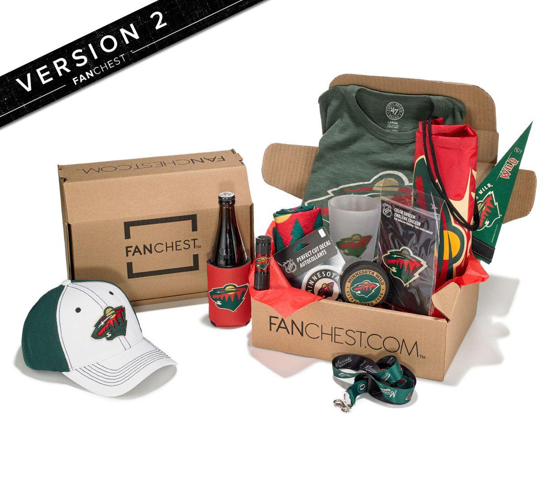 size 40 6104e e22f1 Minnesota Wild FANCHEST Deluxe   Minnesota Wild Gift Ideas ...