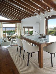 Estilo rústico renovado para una casa en La Cerdanya | House