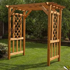 Outdooor Arch Ways Garden Centre Outdoor Living Arches Wooden