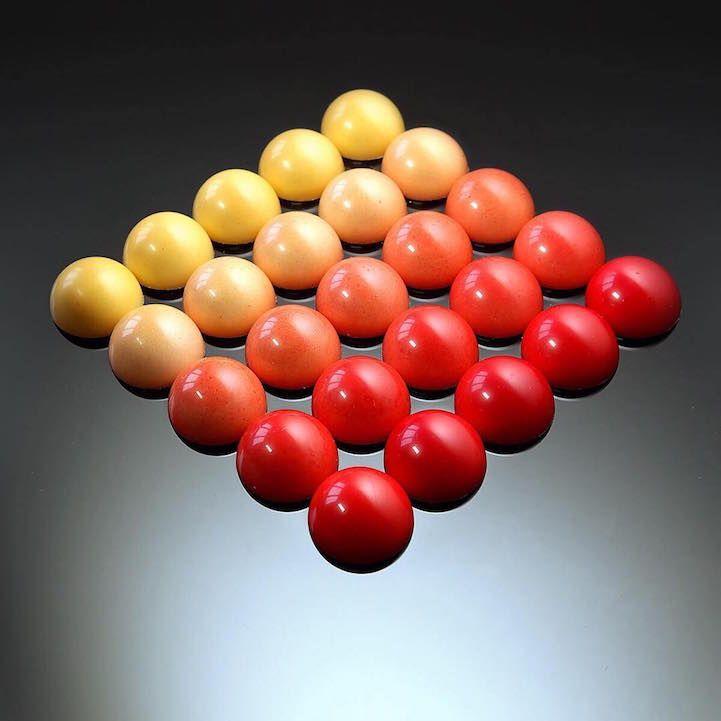 Architect-Turned-Baker Designs Geometric Desserts That ...