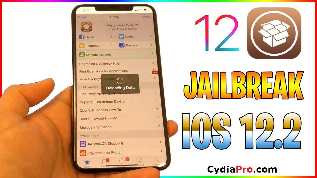 Cydia download and install