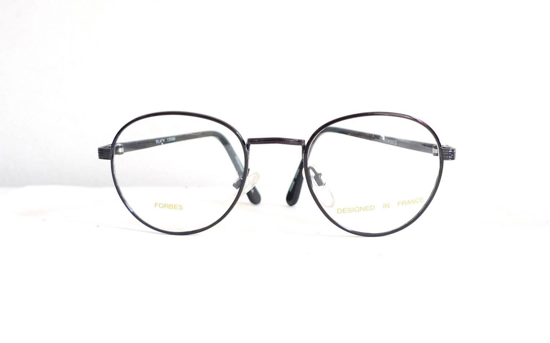 f1a2e447ddc7b Lennon Glasses Round Black Metal Eyeglasses Frame Harry Potter ...