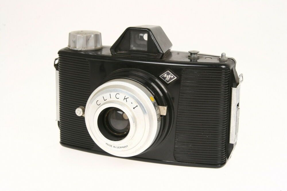 Ebay Sponsored Agfa Click I 6x6cm Rollfilmkamera Photographica