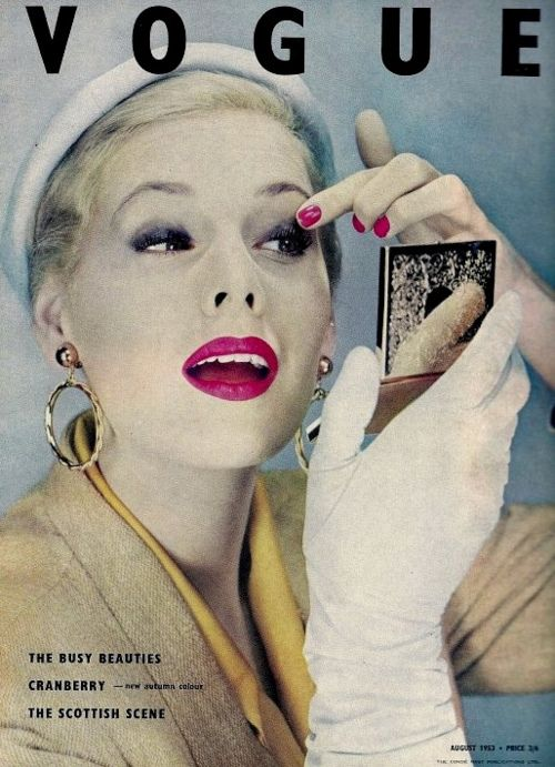 Everything Fashion -- Straight From New York: Vogue Magazine in the 1950's!!