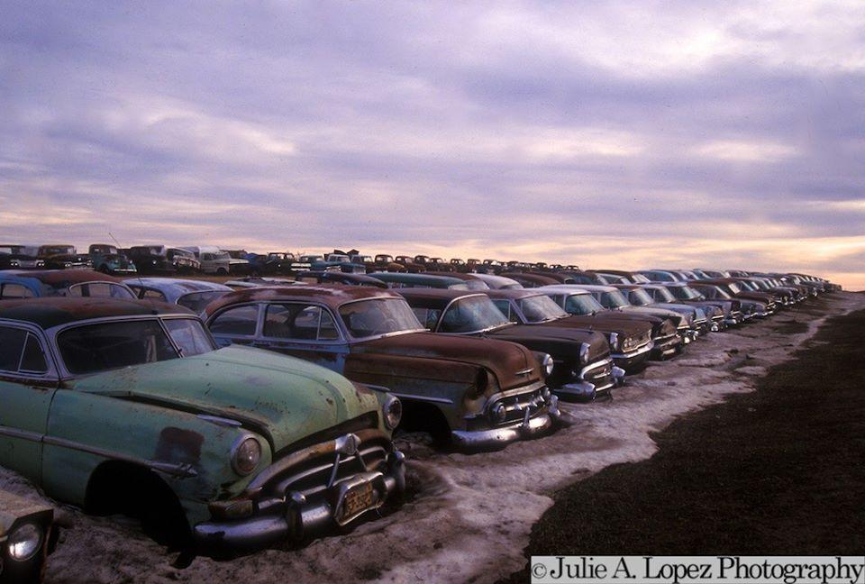 South Dakota. Car Junkyard Julie A Lopez Photography...Re-pin ...