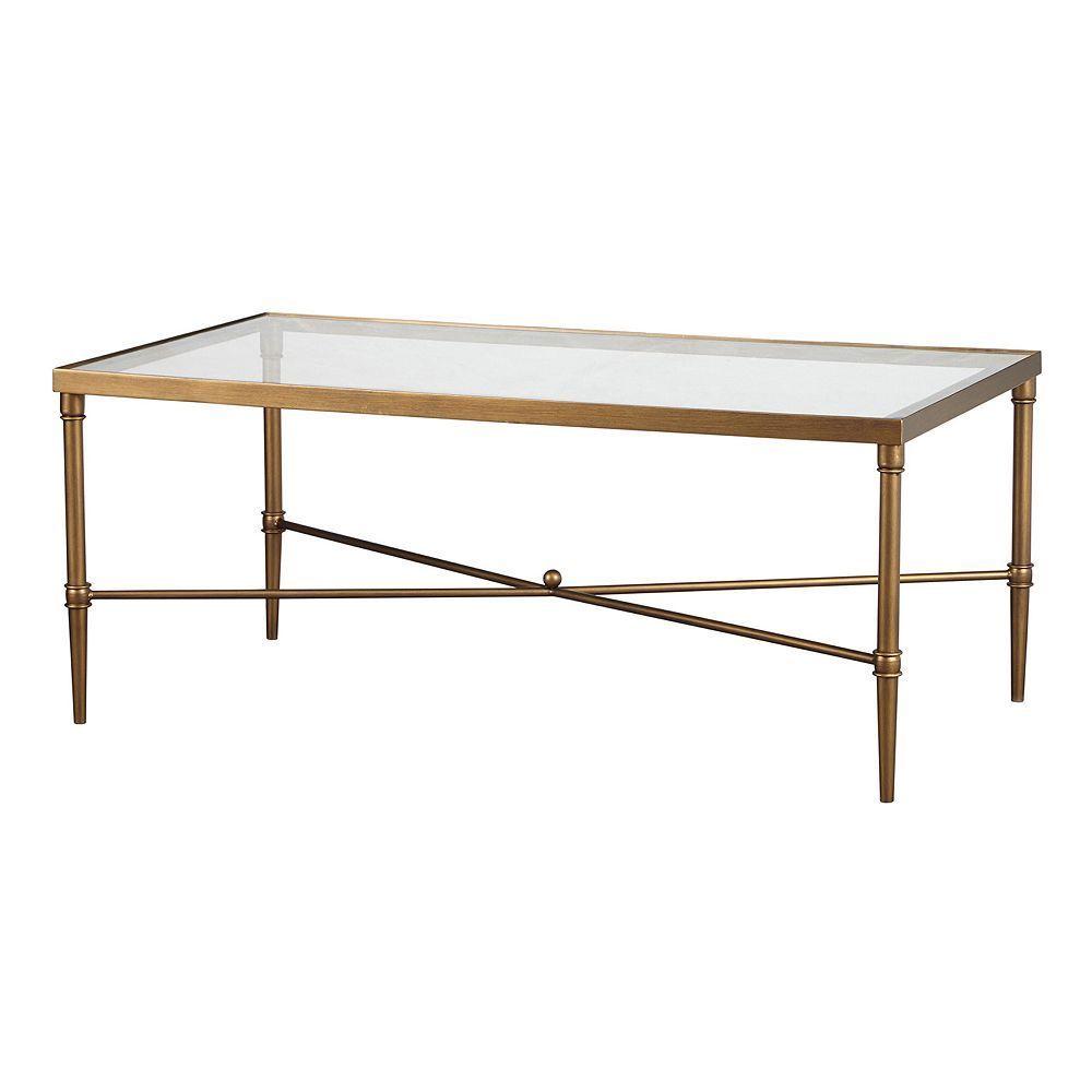 Madison Park Signature Porter Coffee Table Coffee Table