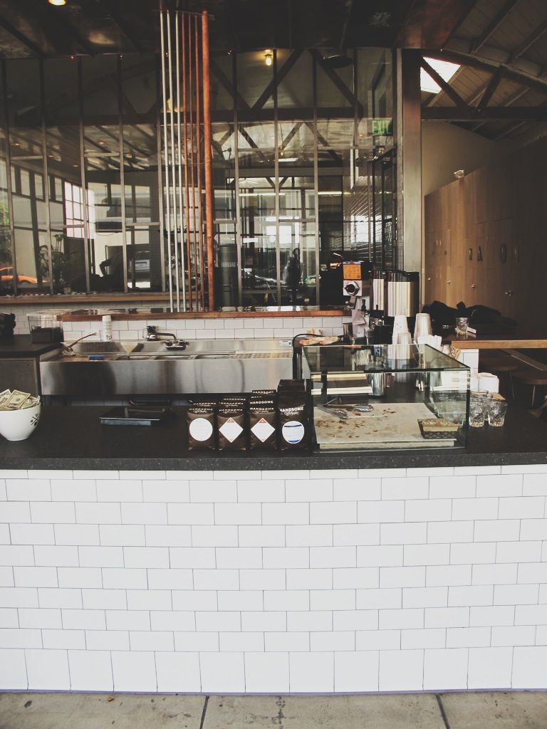 handsome coffee roasters // los angeles